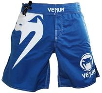 Venum Snake Light Blue Fight Shorts